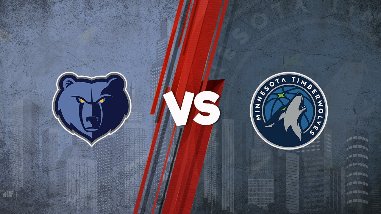 Grizzlies vs Timberwolves – May 05, 2021