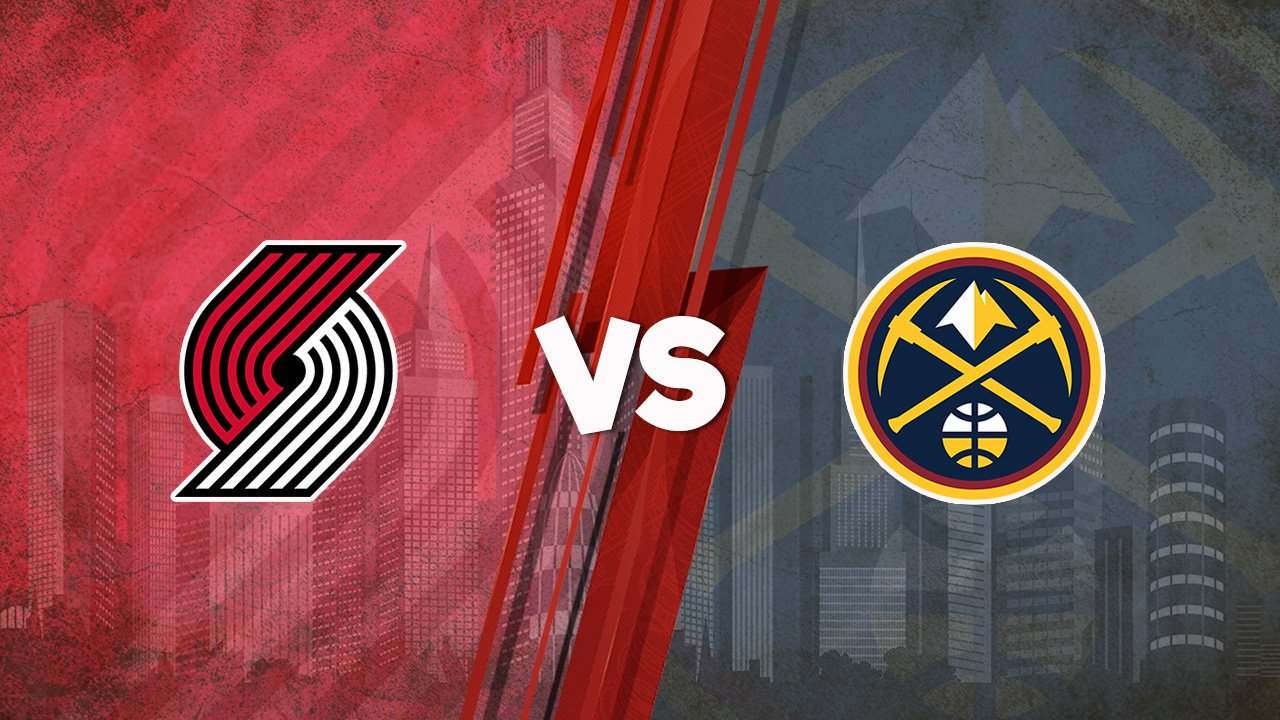 Blazers vs Nuggets – Game 1 – May 22, 2021