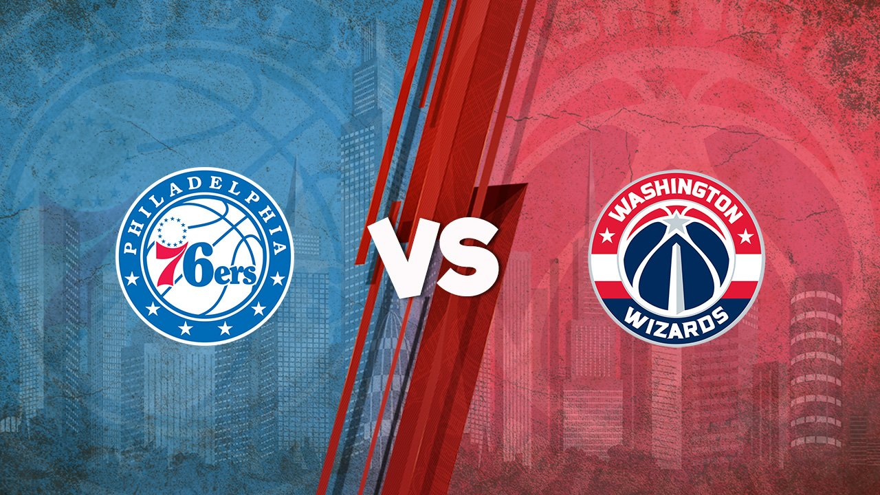 76ers vs Wizards – Game 4 – May 31, 2021