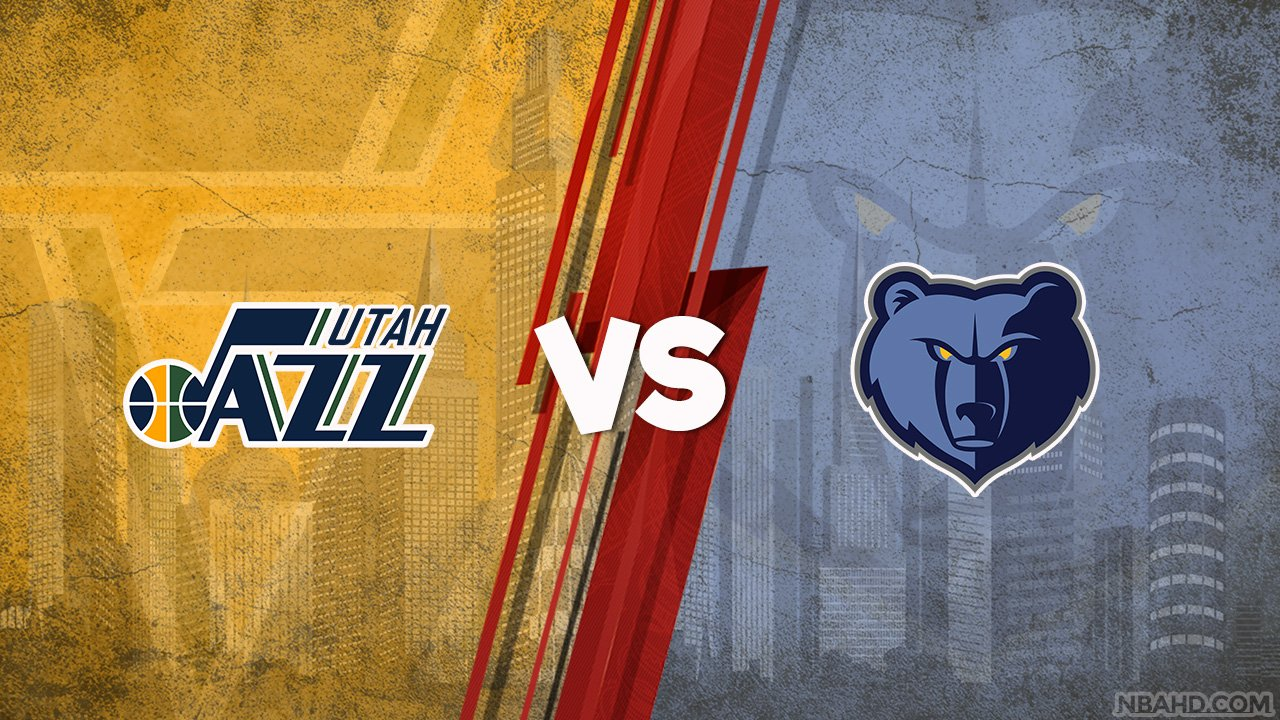 Jazz vs Grizzlies – Game 4 – May 31, 2021