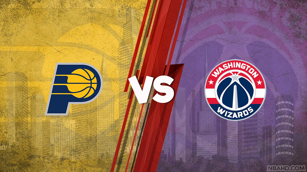 Pacers vs Wizards – May 20, 2021