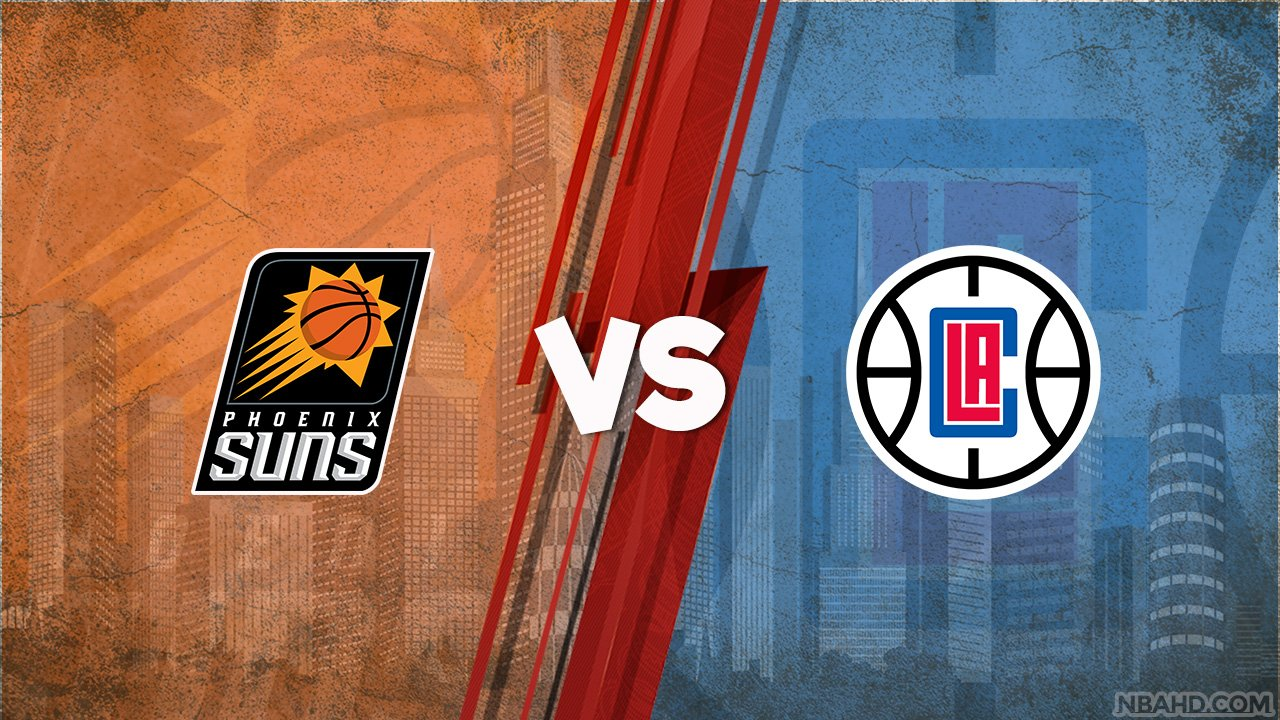 Suns vs Clippers – Game 4 – Jun 26, 2021