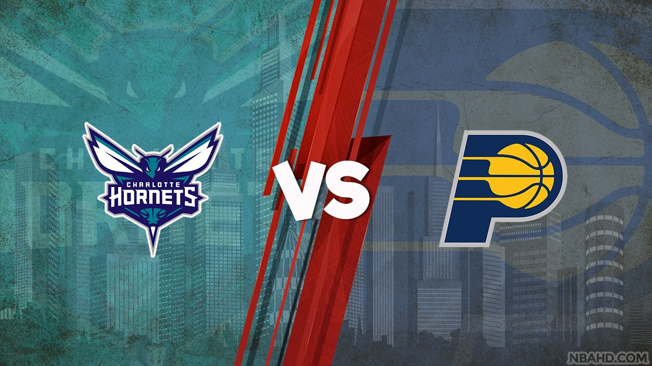 Hornets vs Pacers – May 18, 2021