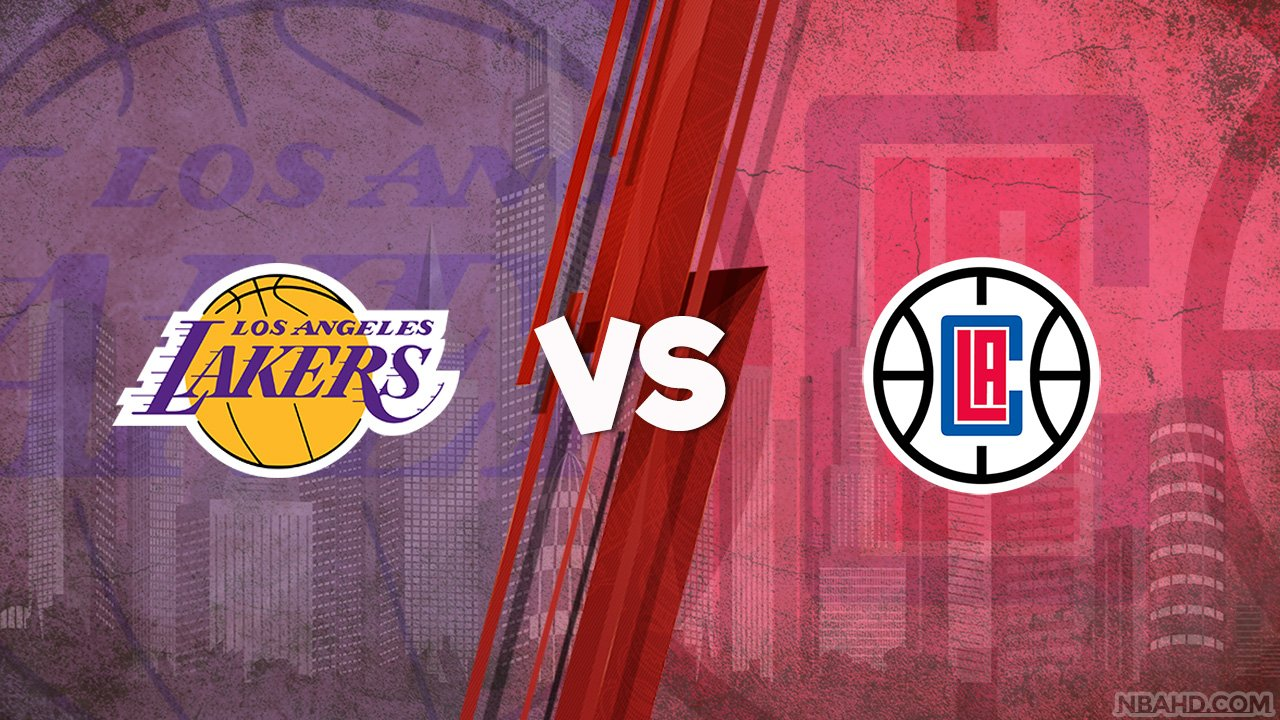 Lakers vs Clippers – May 06, 2021