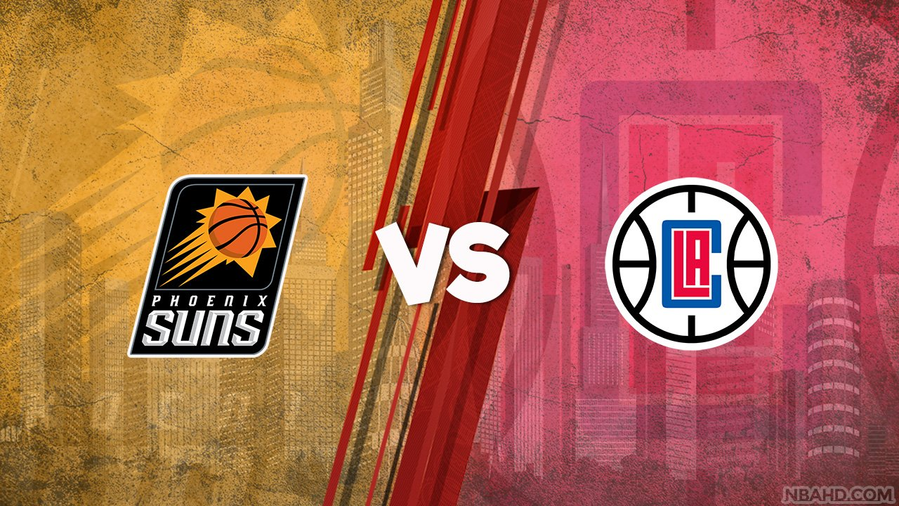 Suns vs Clippers – Game 3 – Jun 24, 2021