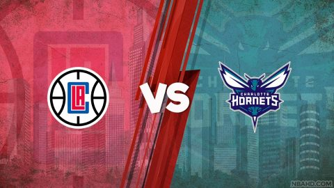 Clippers vs Hornets – May 13, 2021
