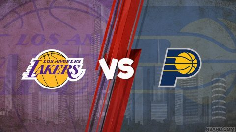 Lakers vs Pacers – May 15, 2021