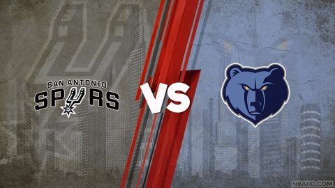 Spurs vs Grizzlies – May 19, 2021