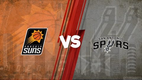 Suns vs Spurs – May 15, 2021